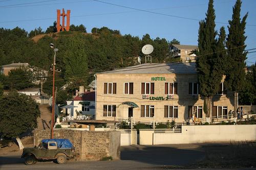 Hotel Levon 2 em Noyemberyan, Arménia 10