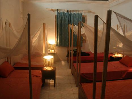 Hotel Y'a pas de problème em Mopti, Mali