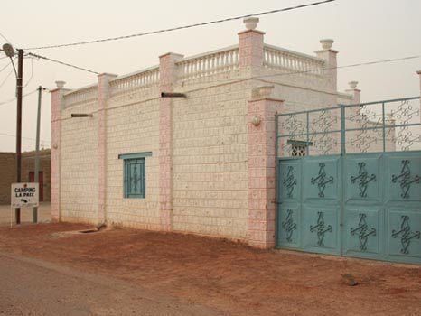 Hotel La Paix, Timbuktu Mali