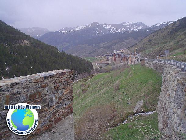 Viagem em Andorra