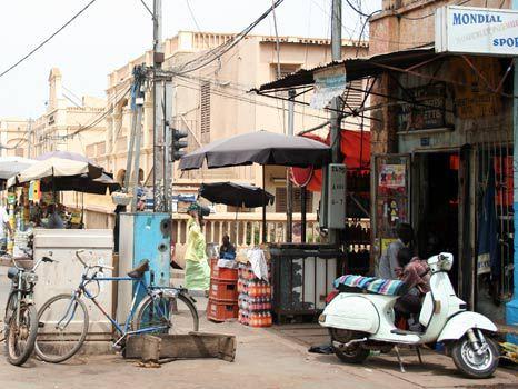 Beber Água no Mali