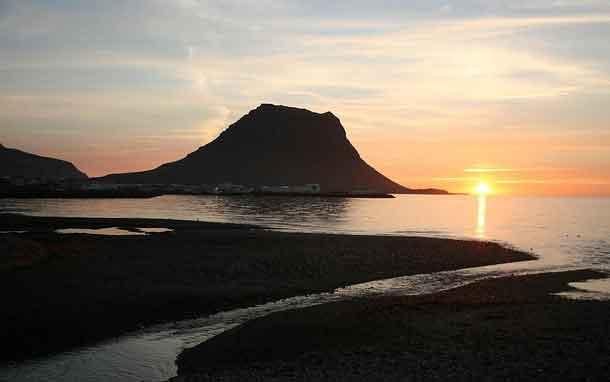 Grundarfjordur, Islândia