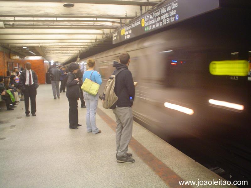 Metro em Nova Iorque