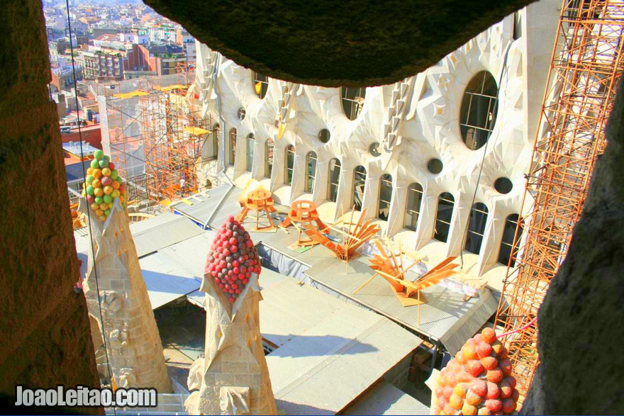 Sagrada Família de Antoni Gaudi