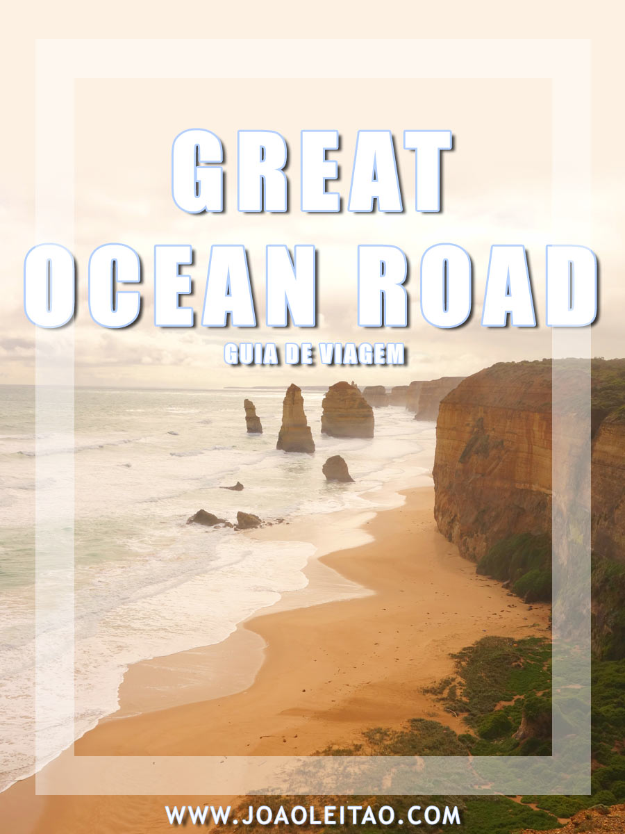VISITAR GREAT OCEAN ROAD