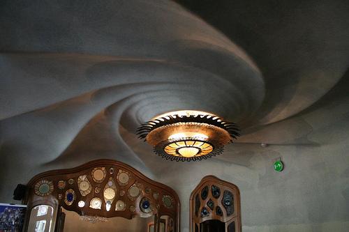 Casa Batlló de Antoni Gaudí, Barcelona Espanha
