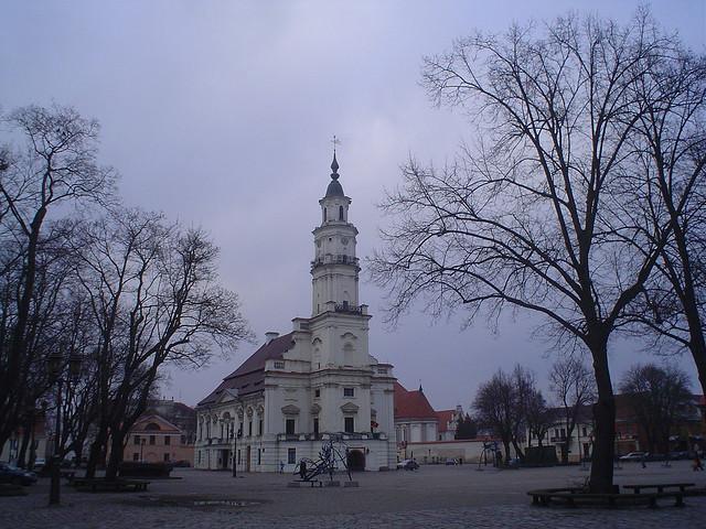 Fotografias de Kaunas, Lituânia 1