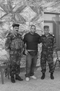 Polícia da fronteira do Iraque e João Leitão