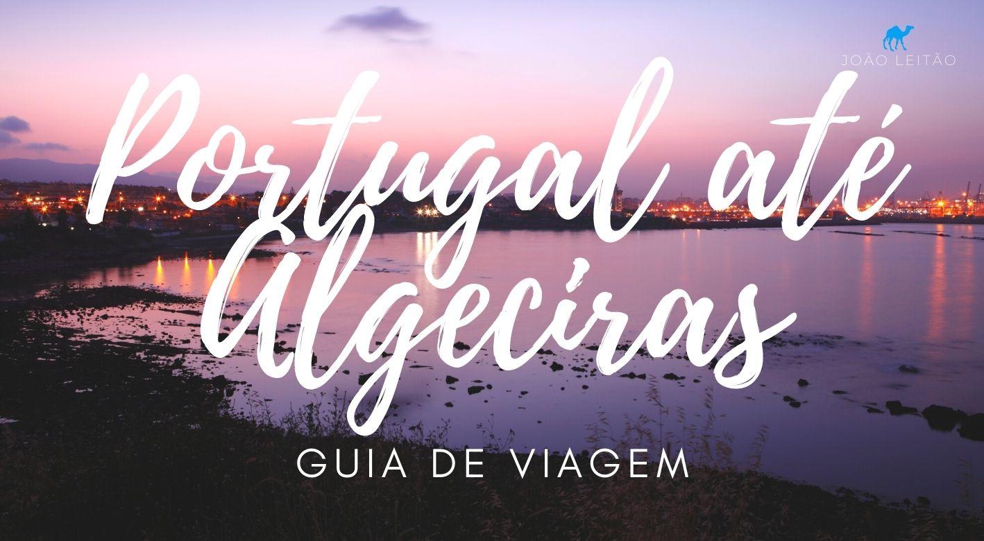 Portugal até Algeciras