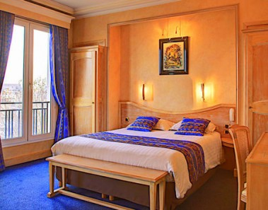 Hôtel Du Midi Montparnasse