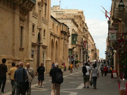 Fotografias de Valeta, Malta 2