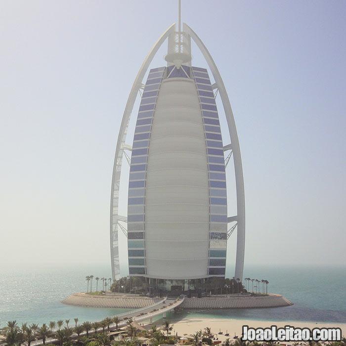 Burj al Arab no Dubai