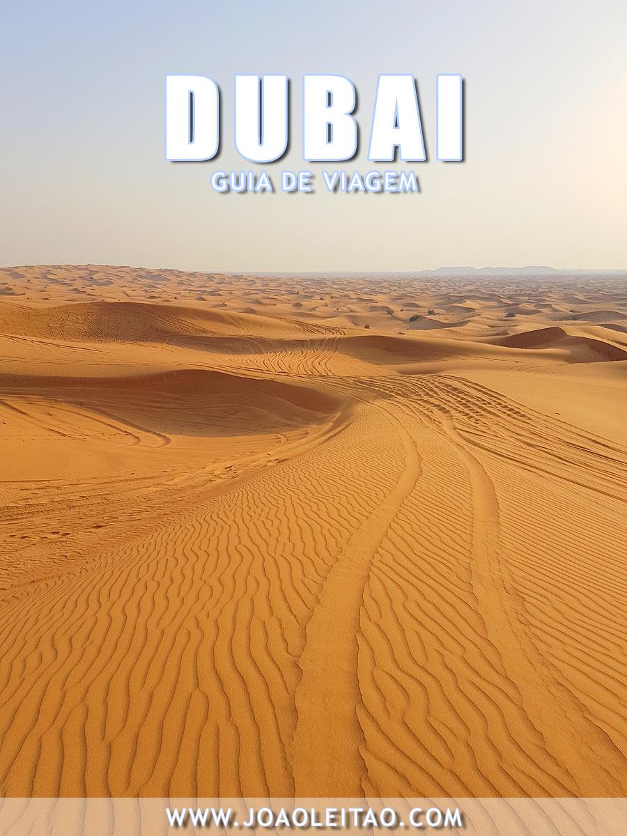 O que visitar no Dubai