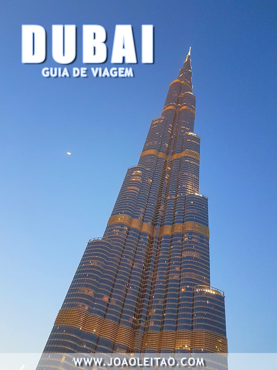 Roteiros no Dubai