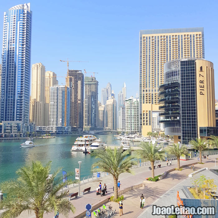 Marina do Dubai