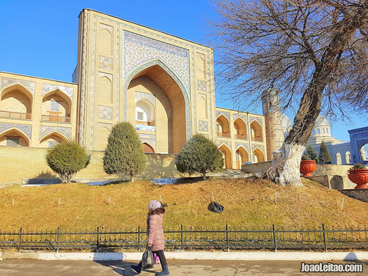 Visitar Tashkent Uzbequistão