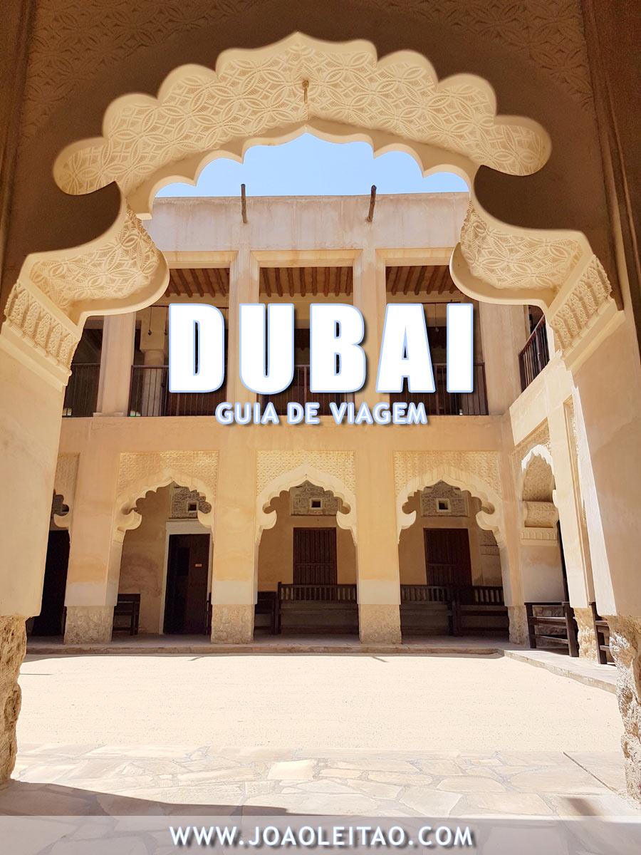 Visitar o Dubai