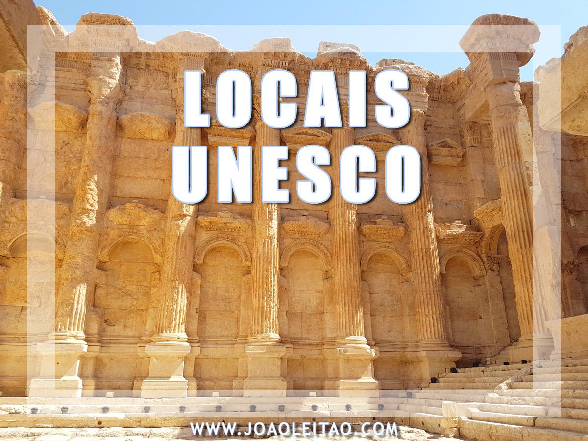 VISITAR LOCAIS UNESCO