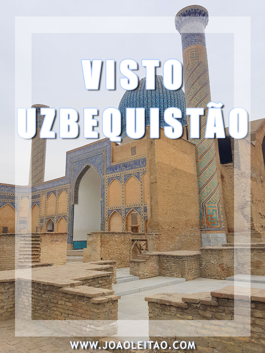 VISTO UZBEQUISTAO