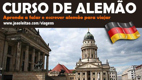 Aprender Alemão, Curso de alemão para viajar
