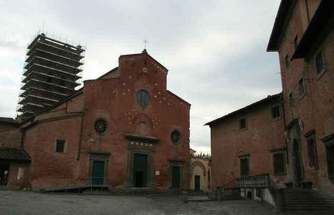 San Miniato Toscana, Itália