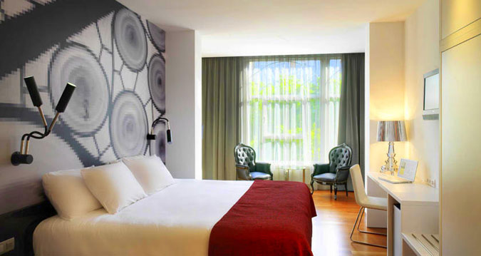 Hotel Eurostars BCN Design em Barcelona