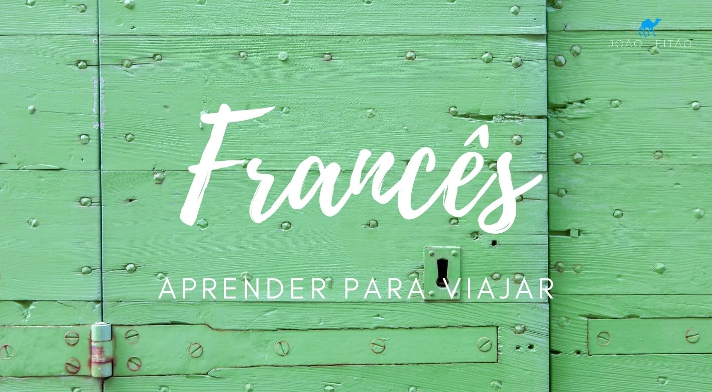 Aprender Francês para Viajar