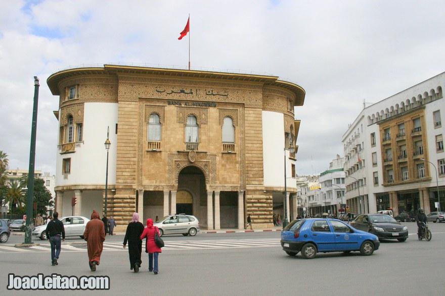 Foto do Banque Al Maghrib