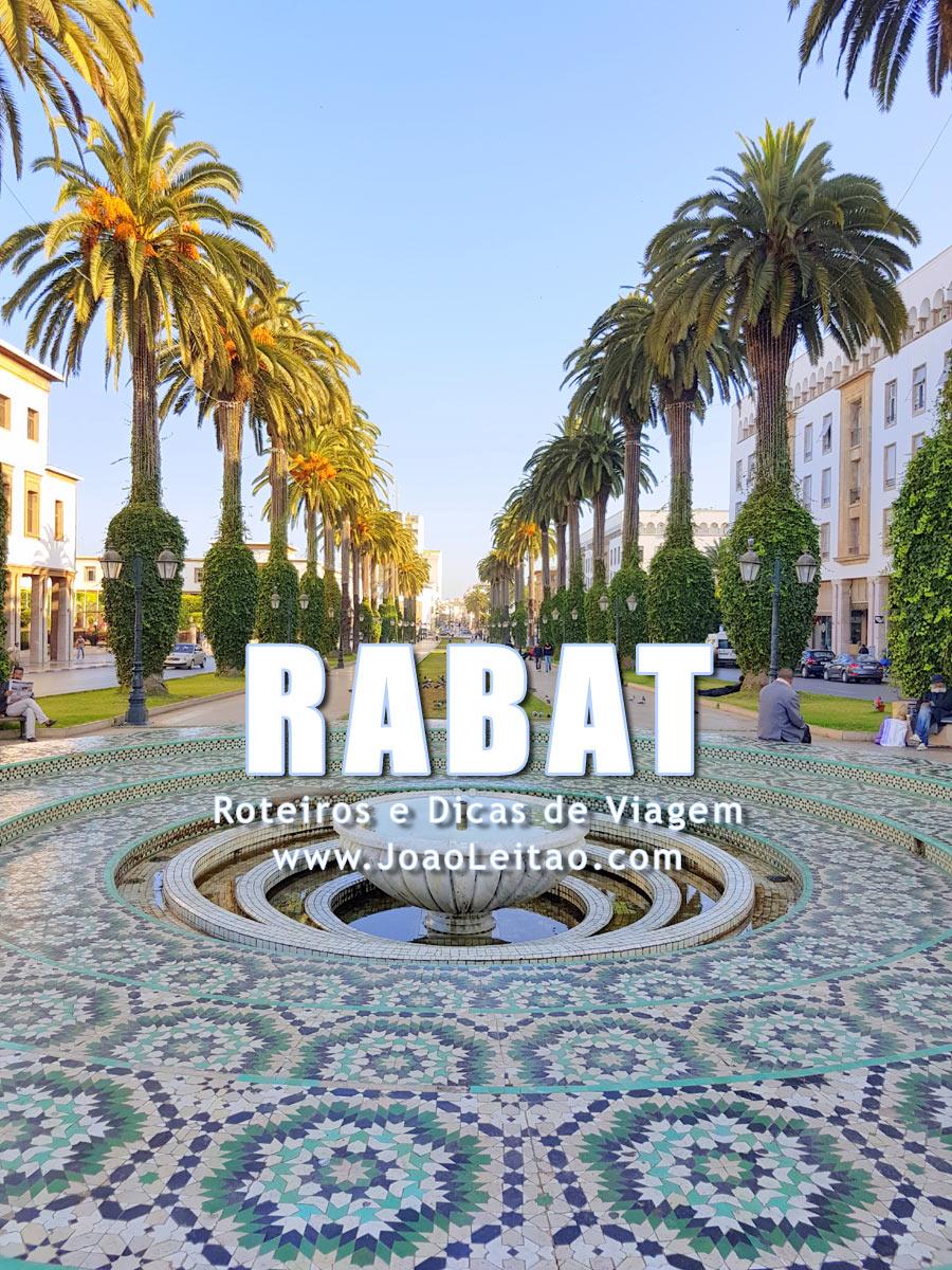 Visitar Rabat, Guia de Viagem – Dicas, Roteiros, Mapas, Fotos