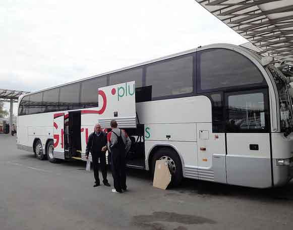 Autocarro Sofia até Veliko Tarnovo Bulgária 3