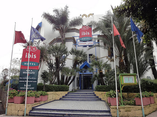 Hotel Ibis Voyageurs em Casablanca, Marrocos