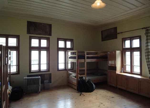 Hostel em Veliko Tarnovo Bulgária 36