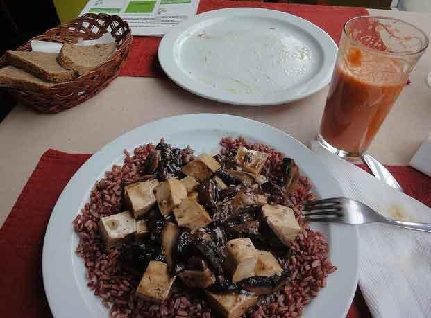 Restaurante em Sofia, Bulgária 35