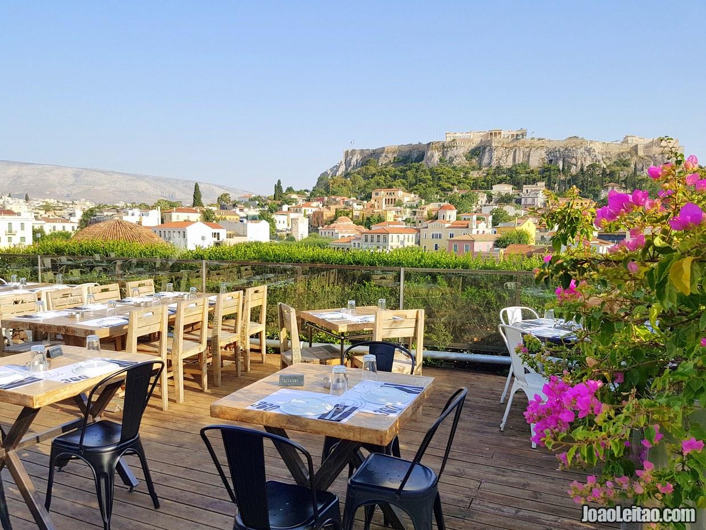 Visitar Atenas Grécia