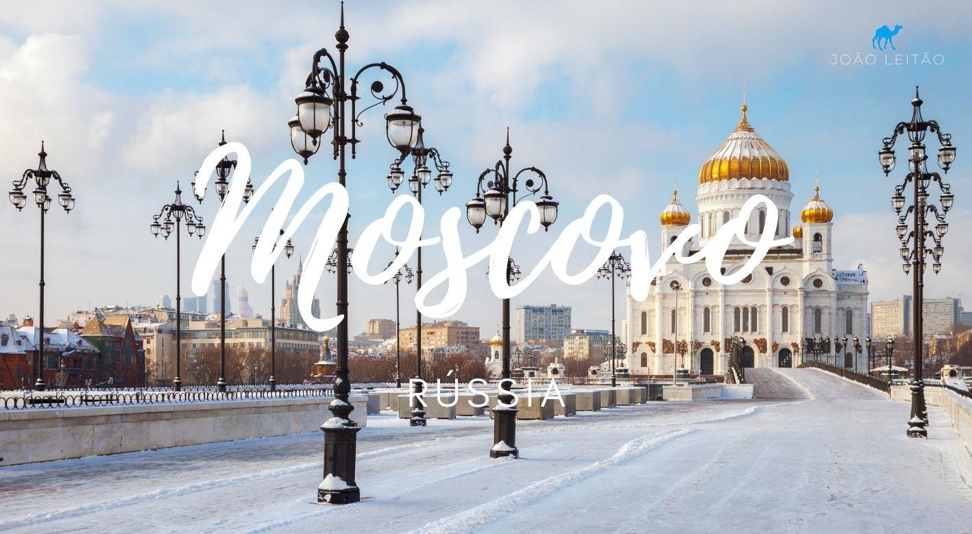 O que fazer em Moscovo