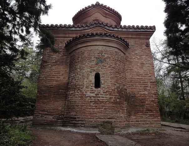 Igreja Boyana em Sofia UNESCO Bulgária 30