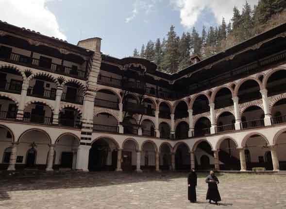 Excursão ao Mosteiro de Rila UNESCO, Bulgária 2