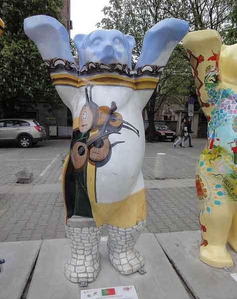 United Buddy Bears em Sofia, Bulgária 2