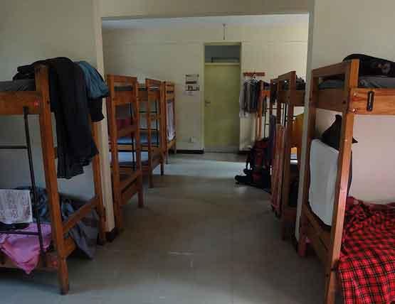 Hostel em Nairobi, Quénia