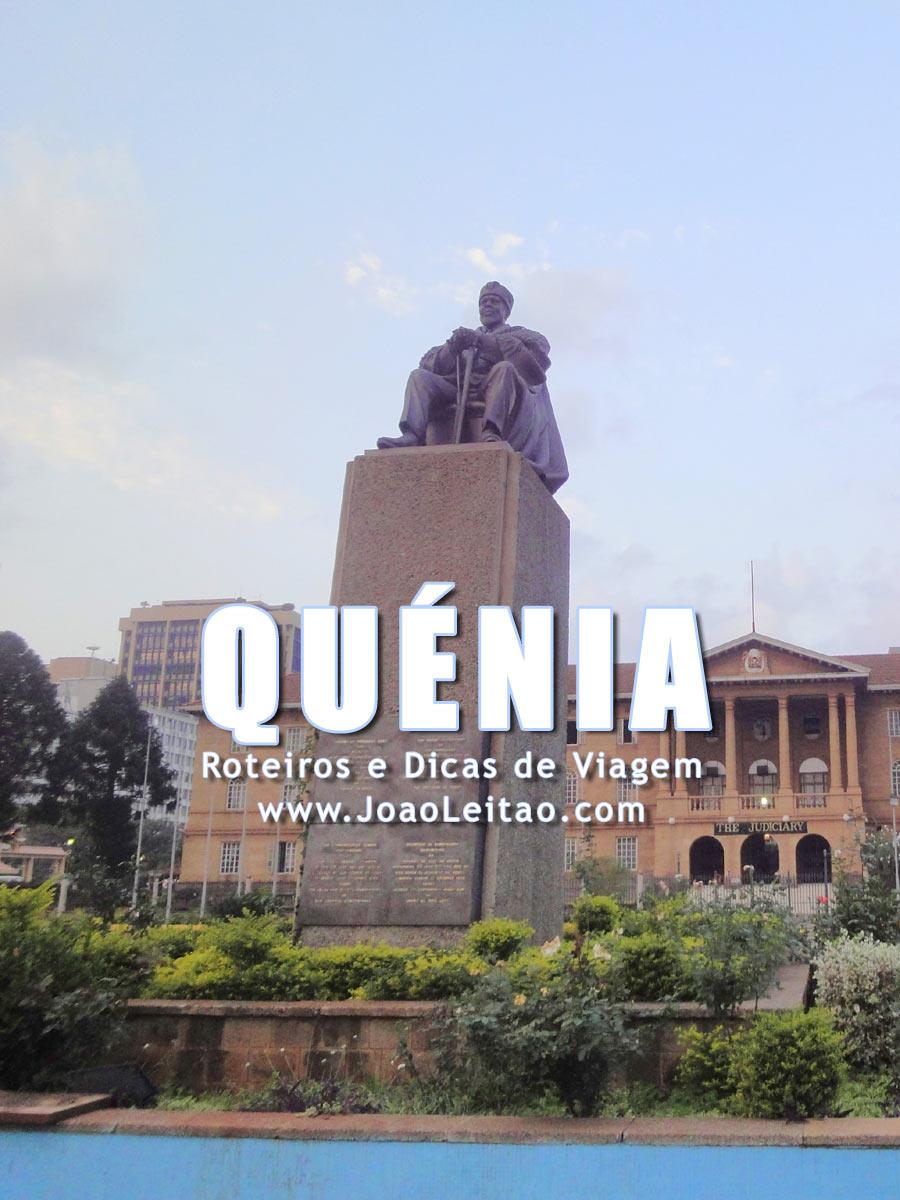 Visitar Quénia – Roteiros e Dicas de Viagem
