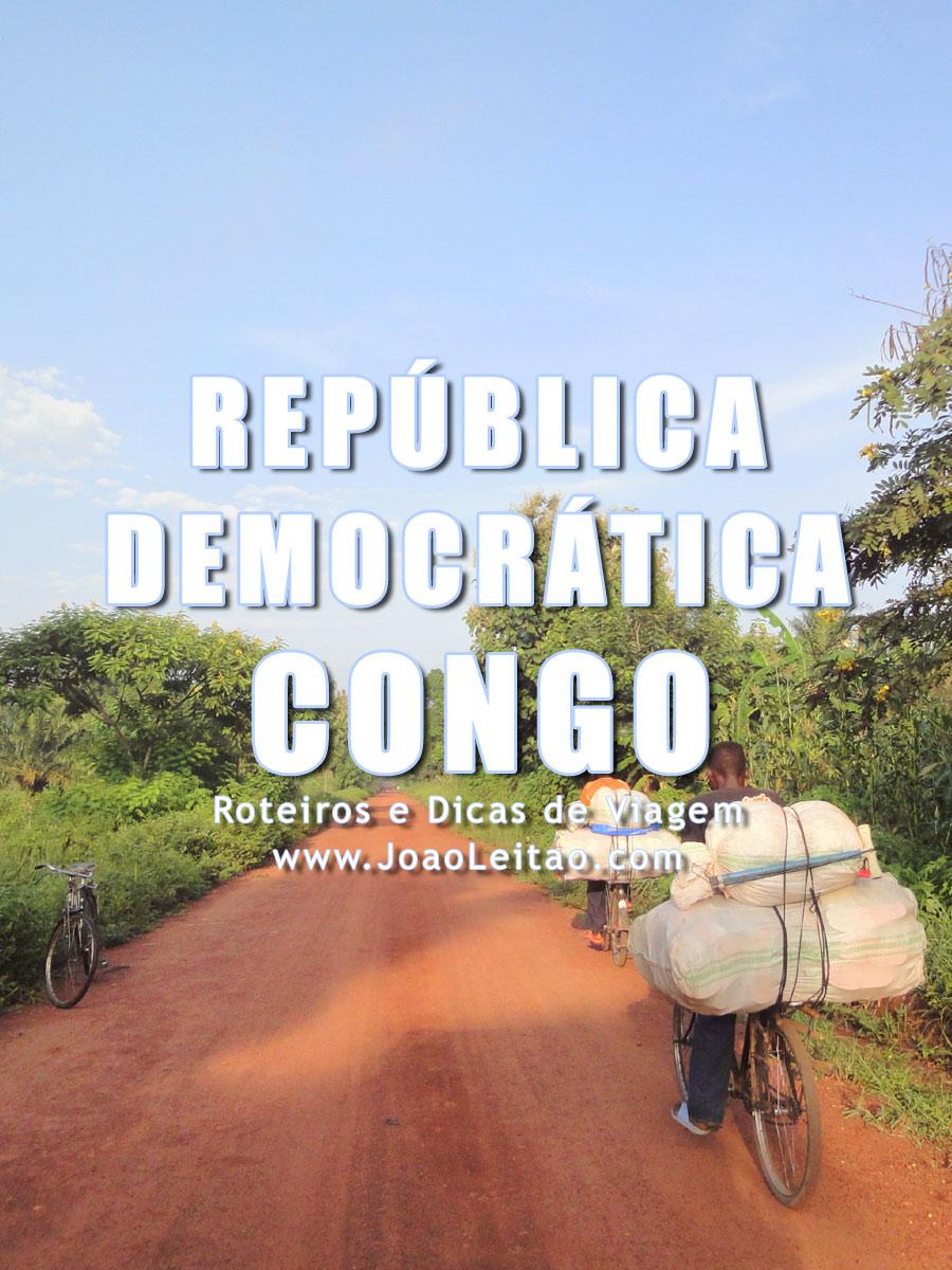 Visitar República Democrática do Congo - Roteiros e Dicas de Viagem