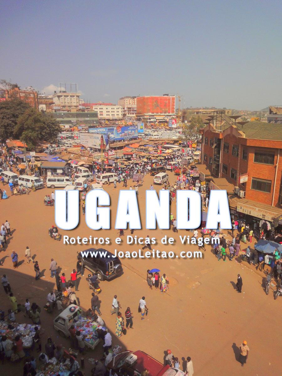 Visitar Uganda – Roteiros e Dicas de Viagem