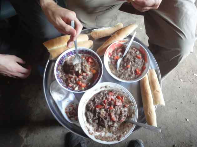 Comida no Sudão do Sul