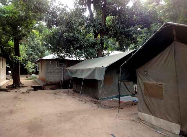 Hotel Nile Resort em Juba, Sudão do Sul