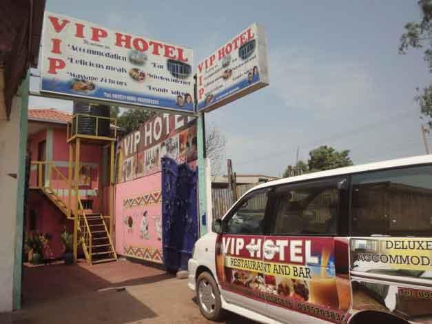 Hotel VIP em Juba, Sudão do Sul