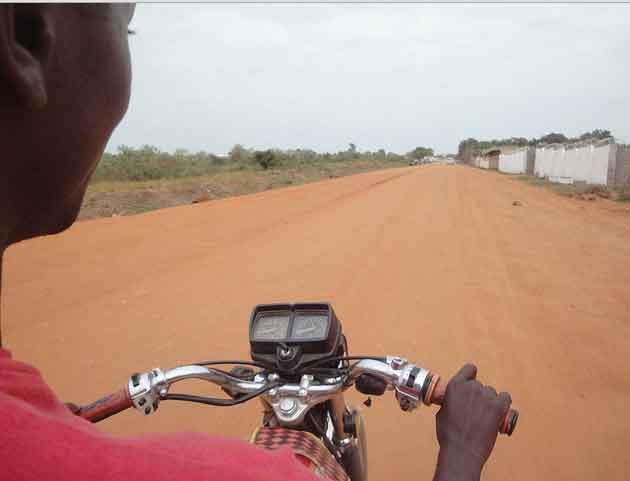 Transportes em Juba, Sudão do Sul
