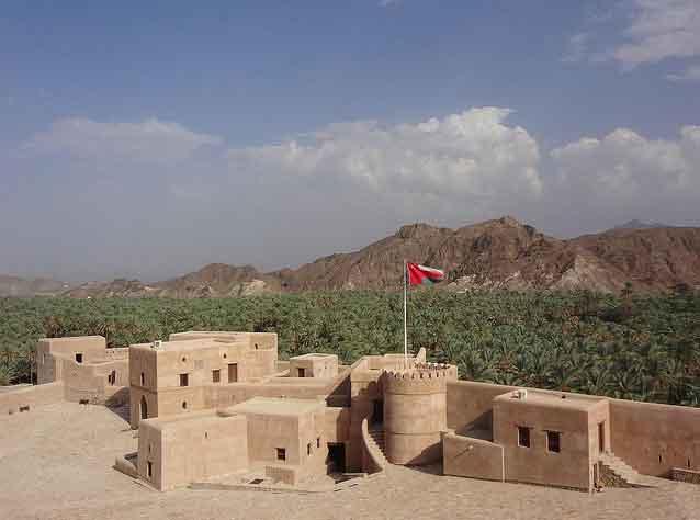 Castelo de Samail, Omã