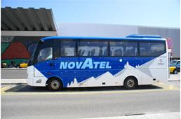 Autocarro Barcelona até Andorra