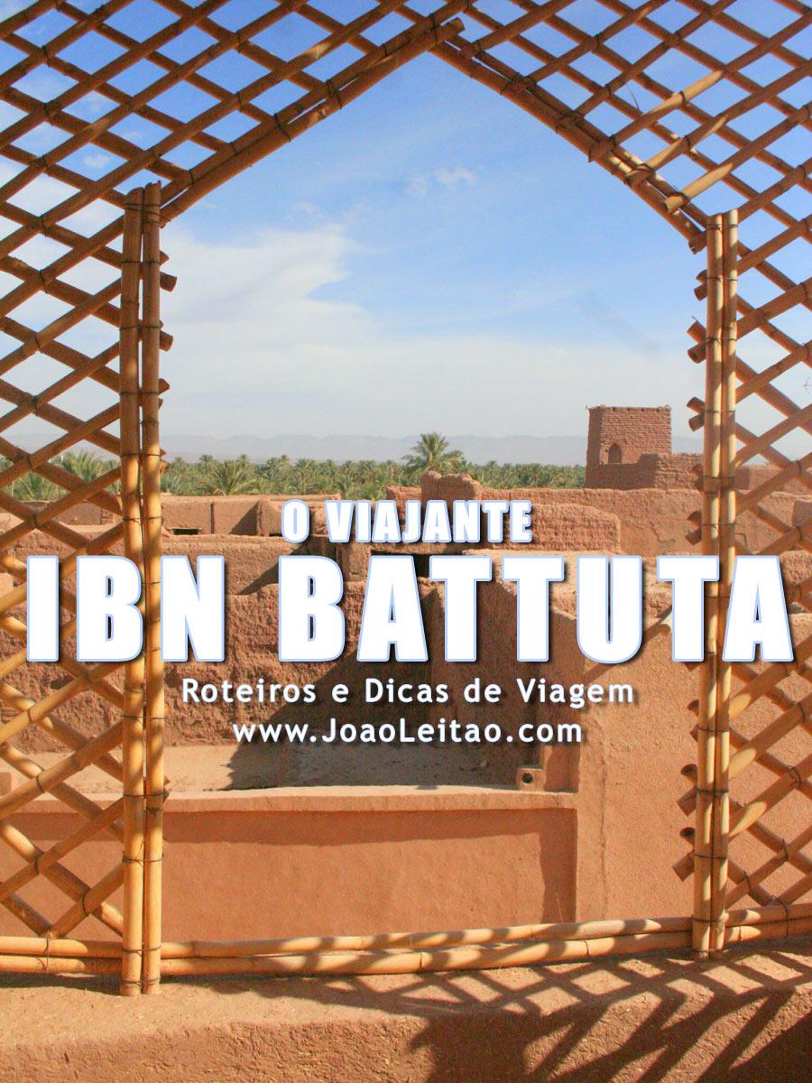 Filme sobre a vida de Ibn Battuta: A journey to Mecca