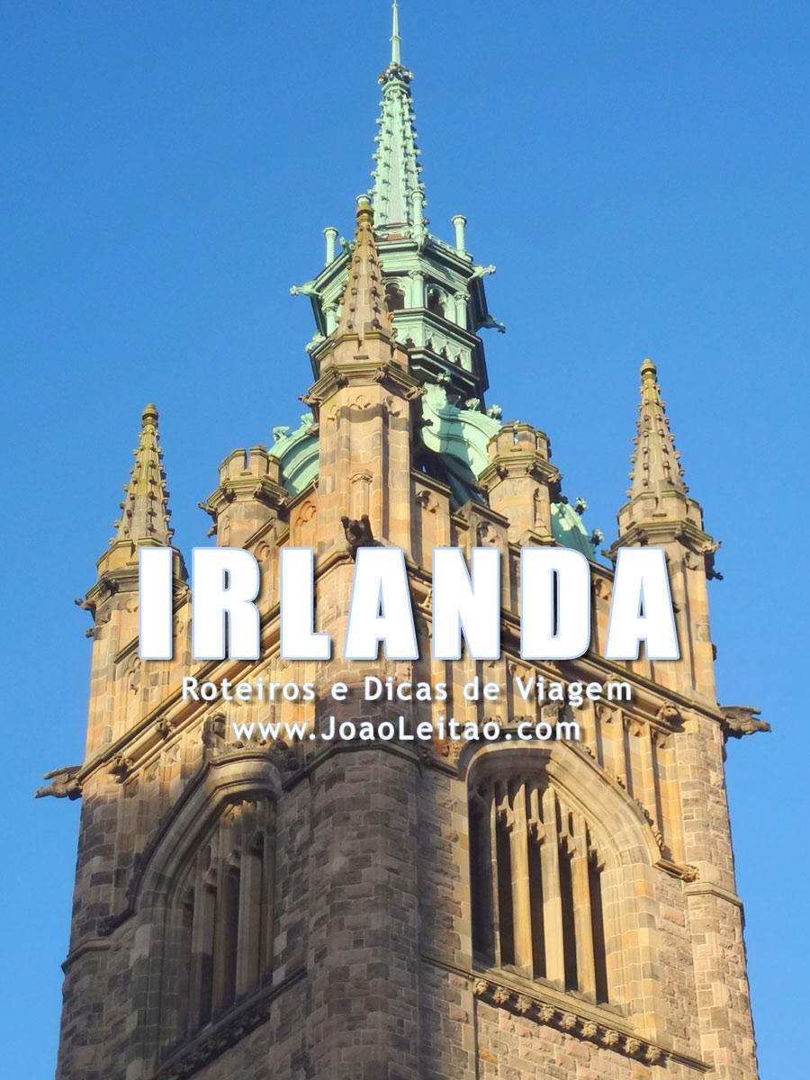 Visitar Irlanda – Roteiros e Dicas de Viagem